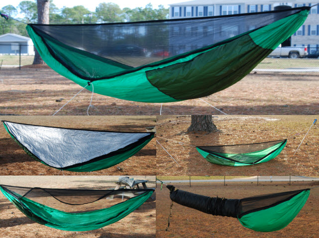 Falcon Hammock - Raptor Sleep-shelter