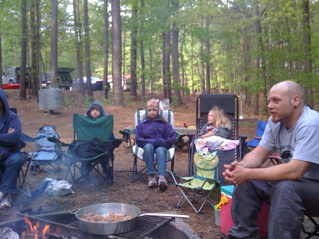 Nc>falls Lake> April 19-21, 2013 - 1st Annual Smoked Butt Hang
