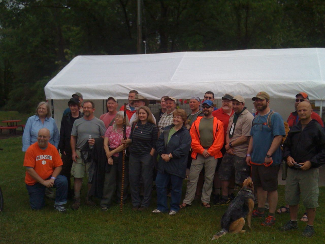 Trail Days 2013 Group Photo