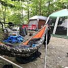 Superiorgear insulated hammock Tensa4 stand