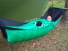 Bonnie In Hammock by Smee in Topside Insulation