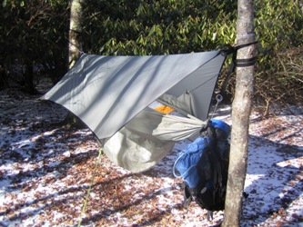 Hammock Forums Winter Campout, 26-28 Jan 07