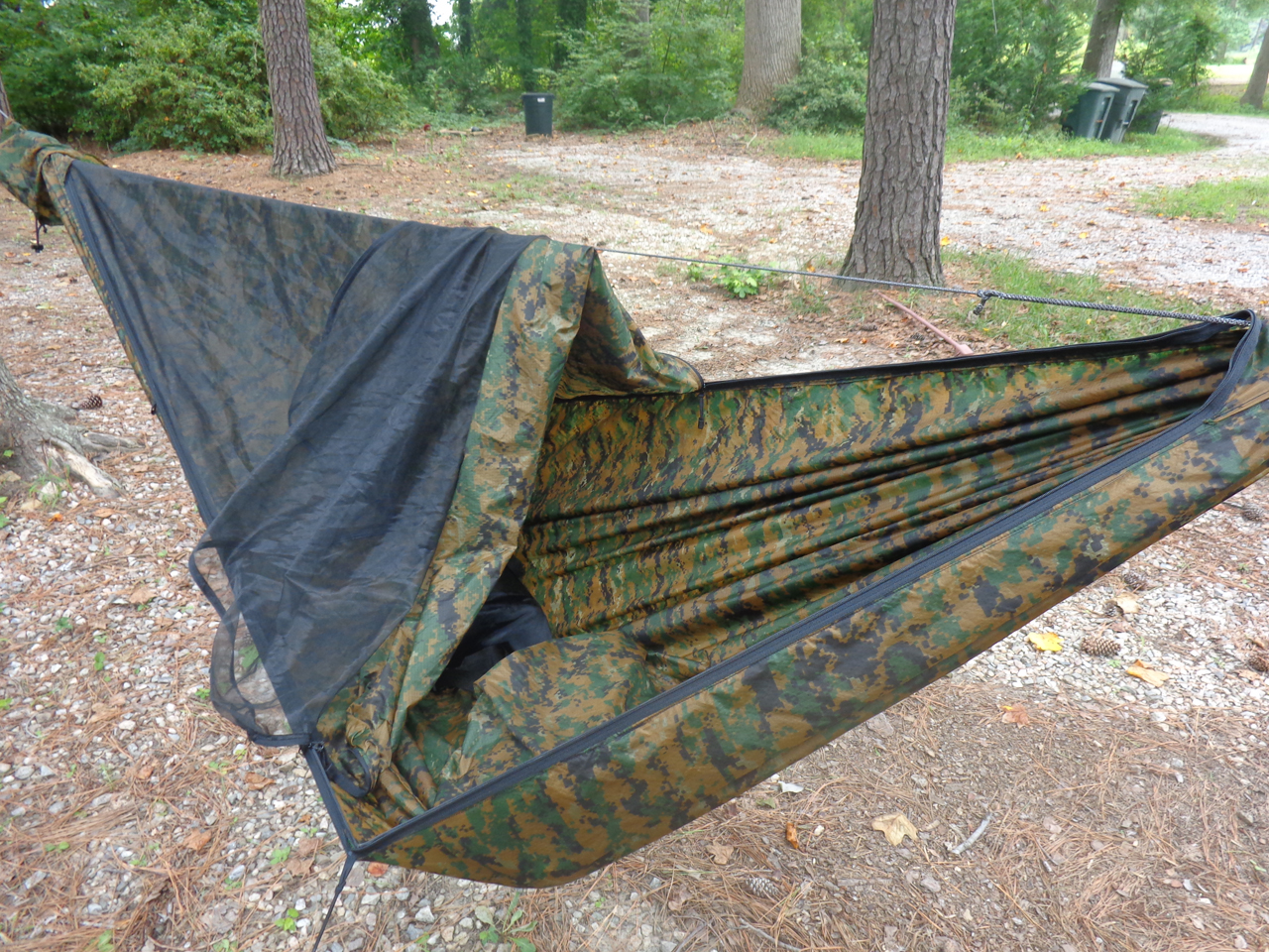 diy  dl 1 1oz 30d marpat hammock w bug  and topcover diy  dl 1 1oz 30d marpat hammock w bug  and topcover   hammock      rh   hammockforums