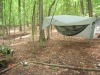 David Lesser Shelter Area by SkyDog in Group Campouts