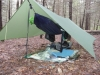 Slickrock Wilderness With Slick Tarp by wisenber in Hammock Landscapes