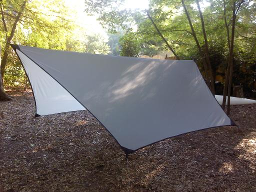 First Diy Tarp