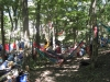 Hammocks at the Philadelphia Folk Fest by wallace in Hammocks
