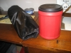 Coffee Container Stuff Sack by Frawg in Homemade gear