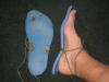 Blue Ccf Huaraches
