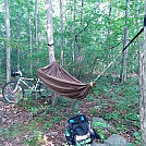 Bike camping... by larrybourgeois in Hammocks
