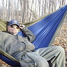 Chillaxin Christmas... by larrybourgeois in Hammock Landscapes