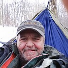 First Winter 2016 Hang by larrybourgeois in Hammock Landscapes