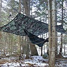 Woolmans Camp Boxing Day... by larrybourgeois in Hammock Landscapes