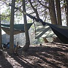 Wolfe Lake Hang by larrybourgeois in Hammocks