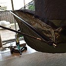Bridge Hammock (Version 1) by Boston in Homemade gear
