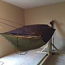 Bridge Hammock (Version 1) by Boston in Homemade gear