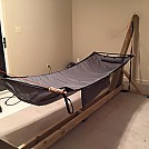 Bridge Hammock (Version 2) by Boston in Homemade gear