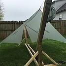 11ft x 10ft Hex (W/ Single Door Kit) by Boston in Homemade gear