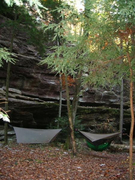 Parker Falls Trip