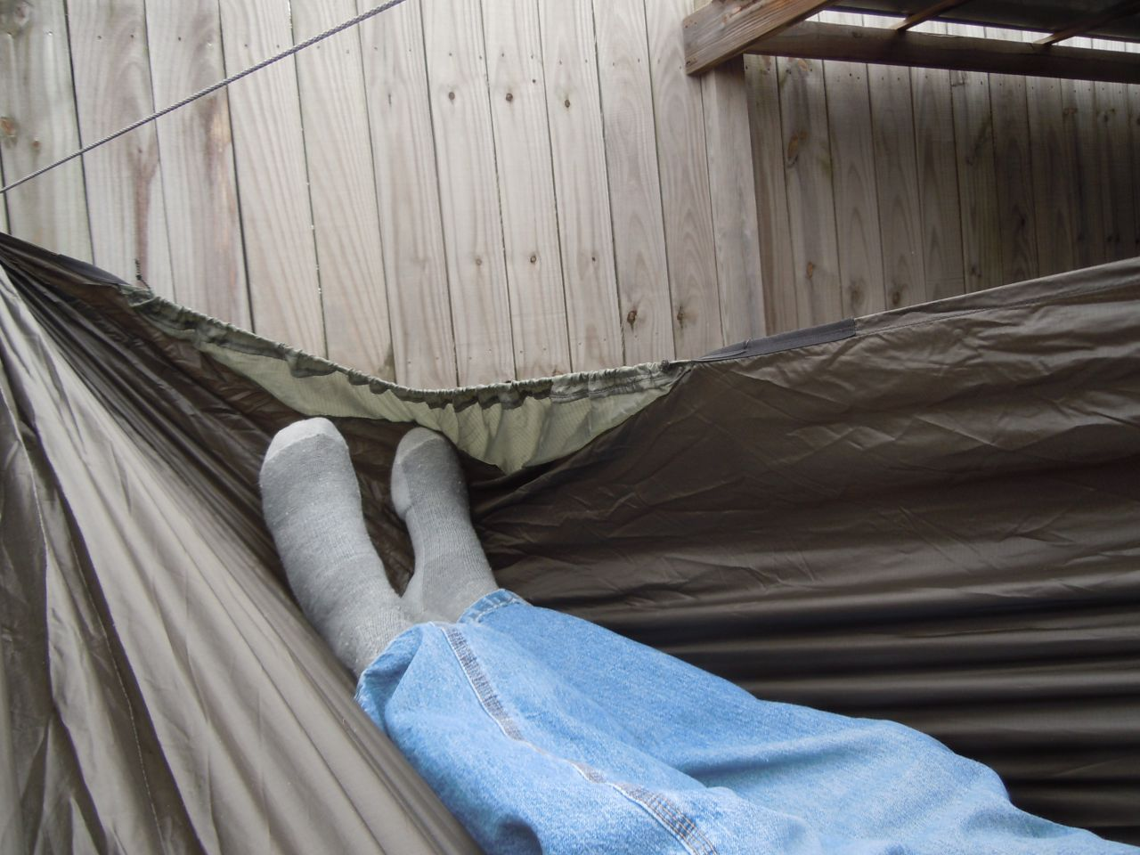 My Super Wb Traveler Hammock