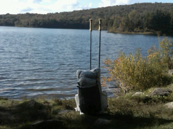 Straton Pond (at/lt In Vermont)