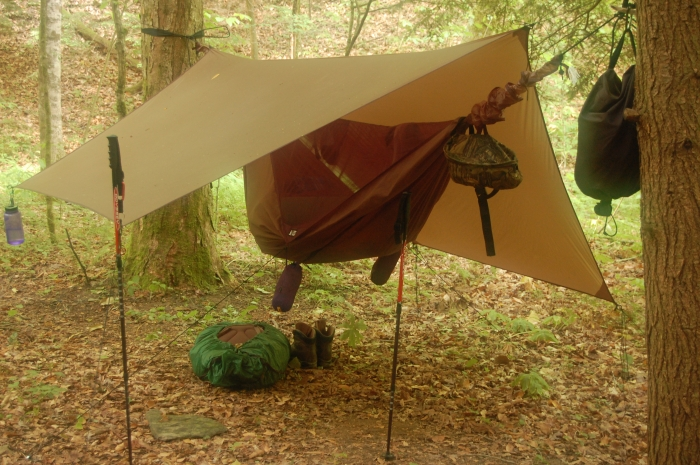 My Hh Setup In 2008 In One Of My Favorite Campsites.