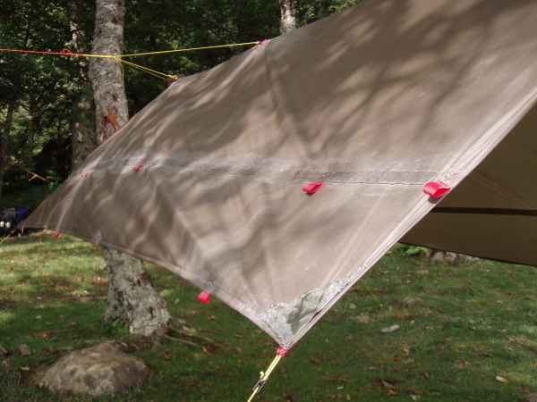 new tarp detail