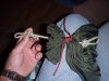 support rope whipped in hammock by slowhike in Images for homemade gear forums directions
