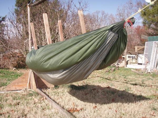 1st down hammock failure