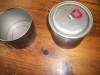 Msr Titan Vs. Imusa 1.5 L Cup