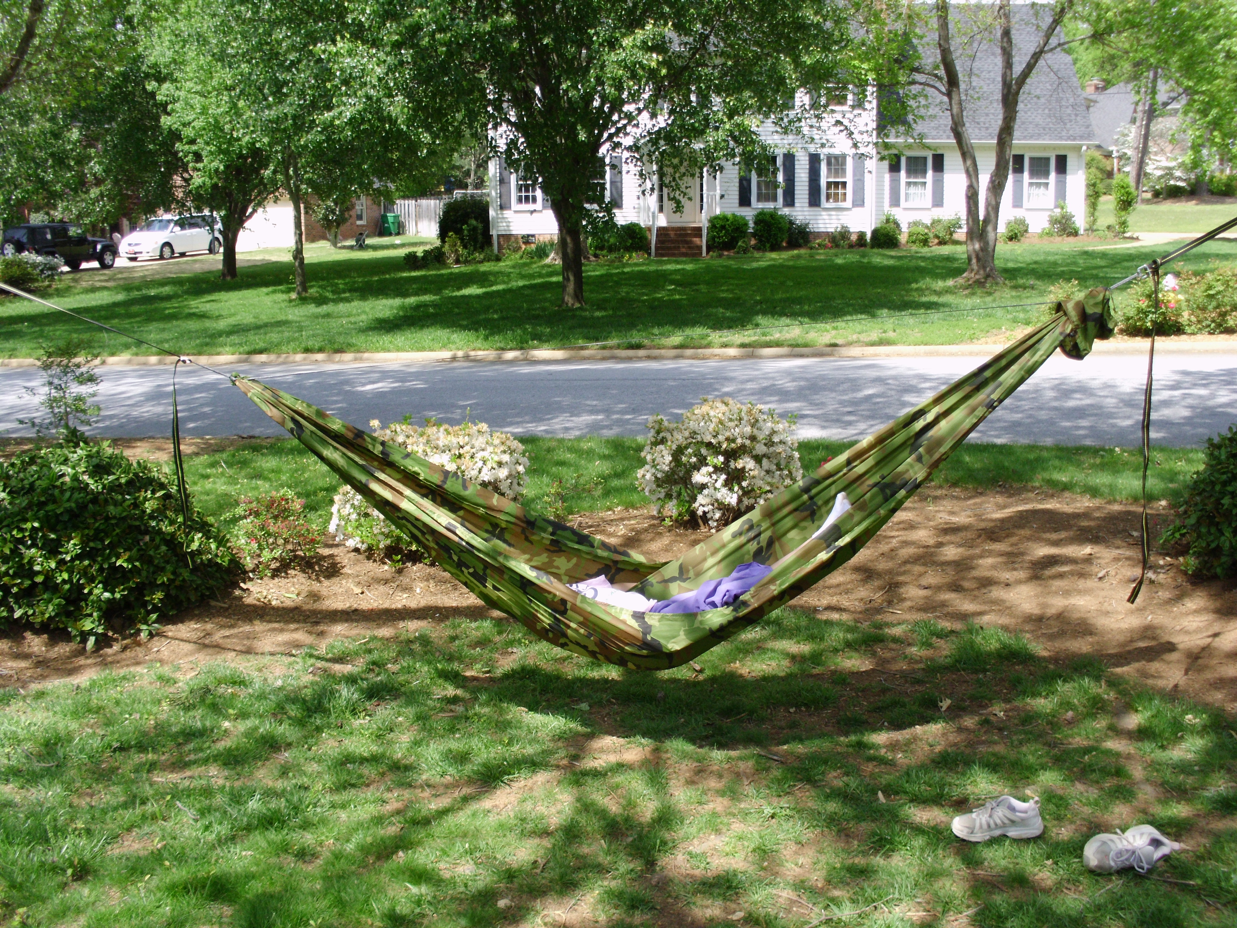 stand pole tele hammock formerly carcamp tiggzcraftworkz of product system solo tensa the home outdoor