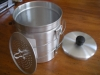 Folding Handle Mod On Imusa Grease Pot by GvilleDave in Other Accessories not listed