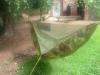 Diy Gathered End Asymetrical Hammock With Net