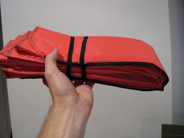 Diy Thermal Padding Folded