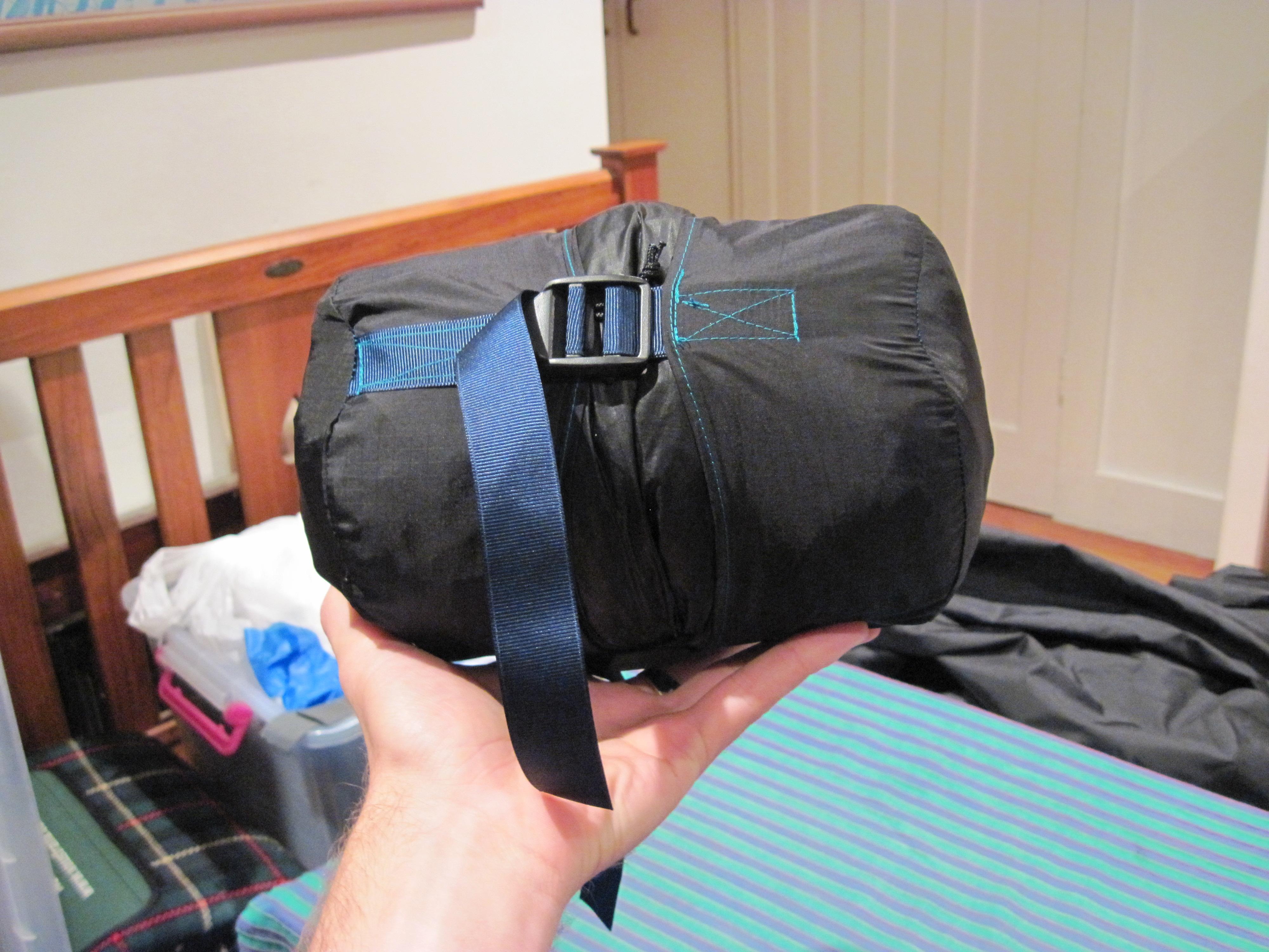 Компрессионные мешок своими руками 610