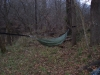 Hammock Suspension w/ Ridge Line