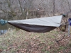 Hennessy Hammock with top cover installed 2 by headchange4u in Homemade gear