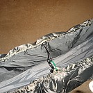 Snugpak Under blanket set-up
