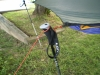 Leki Pole For Tarp Setup by AndyB in Tips  and Tricks