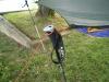 Leki Pole For Tarp Setup