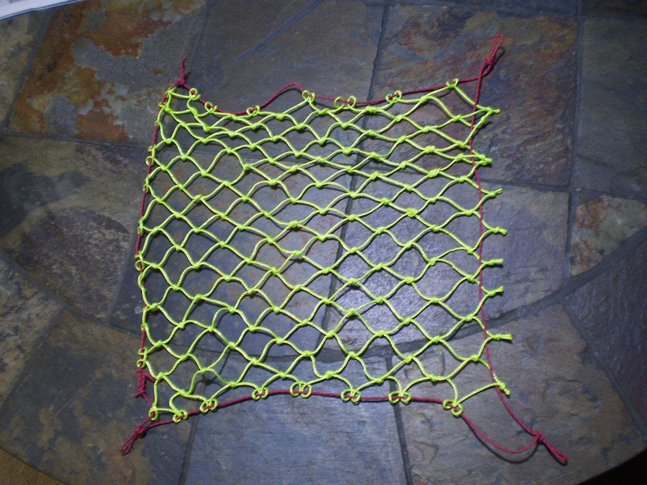Mini Cargo Net Hammock Forums Gallery