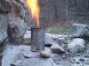 Wood Gas Stove by AndyB in Homemade gear