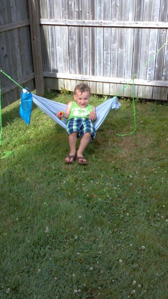 My Sons Little Hammock