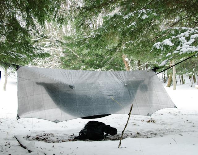Michigan Winter Hang  Ludington State Park Feb. 2012