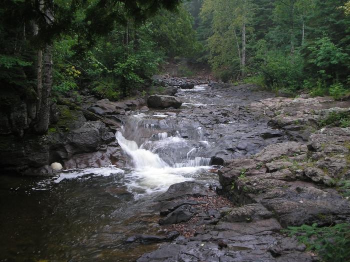 Caribou River, SHT