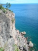 Palisade Head Cliffs