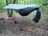 Warbonnet Blackbird W/ Yeti Uq And Maccat Deluxe Tarp by PS in Hammocks