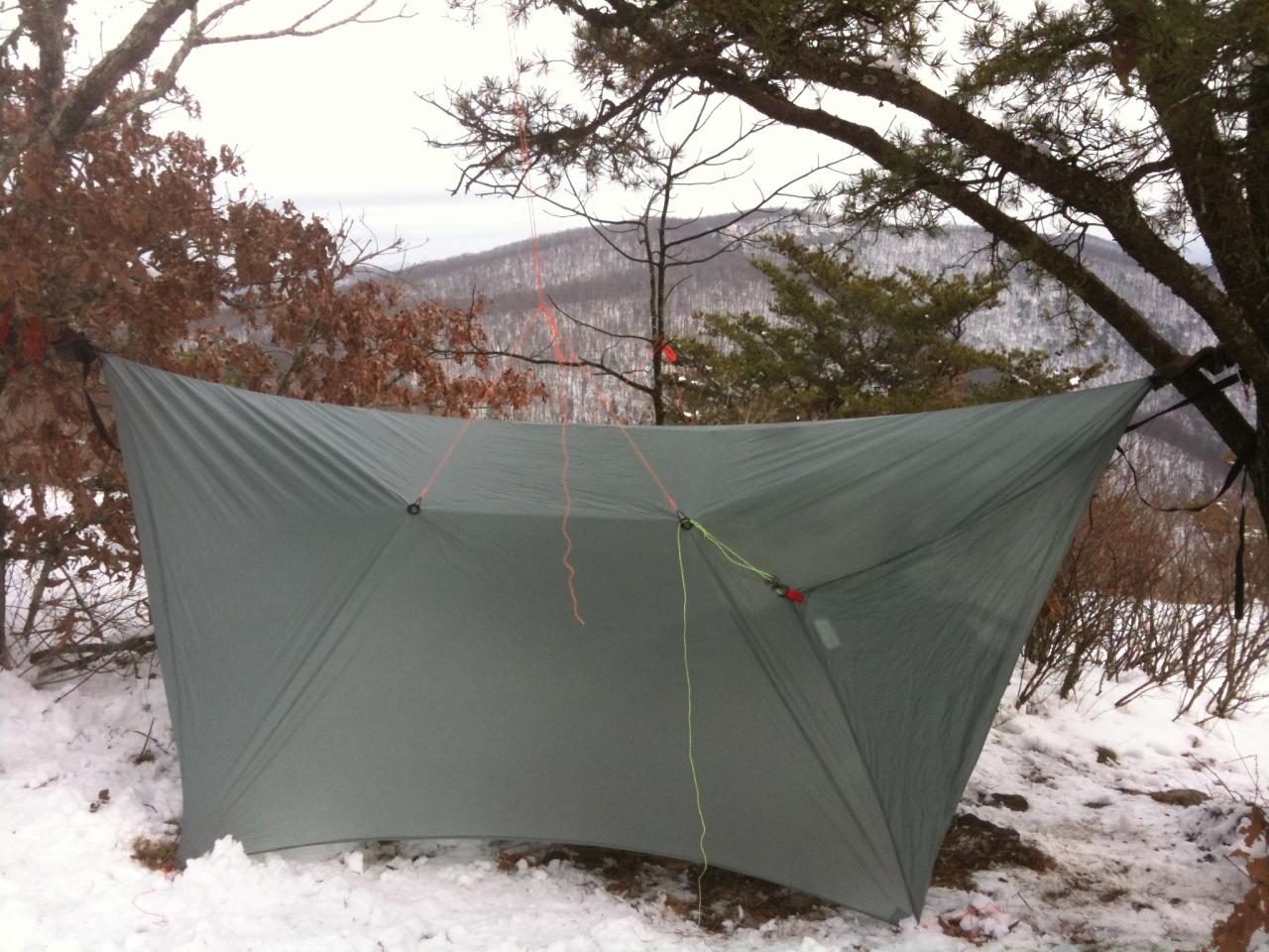 2010 Dec - At Wolf Laurel Top