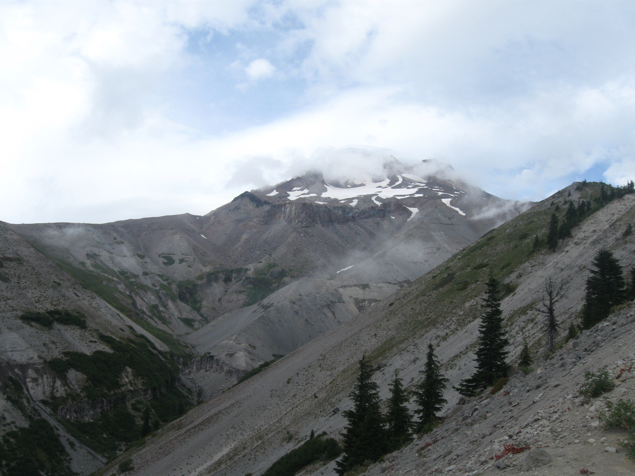 Timberline Trail, Aug 2013