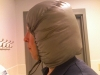 Polyfil Hood by mitch in Homemade gear